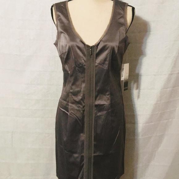 Kensie Dresses & Skirts - Kensie zipper front sleeveless FUN dreaa